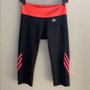 Women's Adidas capris